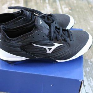 NEW MIZUNO EPIQ Metal Baseball Cleats Spikes US 10